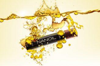 Nanoil Hair Oil für jede Haarstruktur